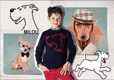2018 S/S Pattern Trend Forecast -- Dogs