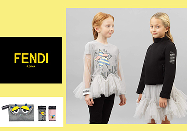 17/18 A/W Kids' Trunk Show -- Fendi