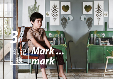 2018 S/S Design Development for Boys' Clothing -- Mark