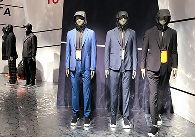 2018 S/S Pitti Uomo -- Trend Analysis