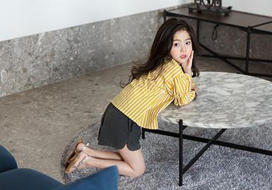 2017 S/S Kidswear in Korea -- Imitative Styles & Hot Items