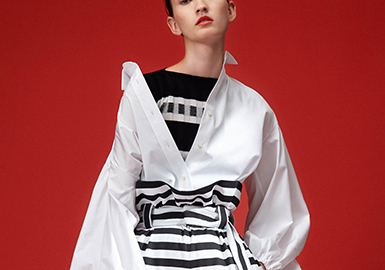 2019 S/S Womenswear -- Cutting Details