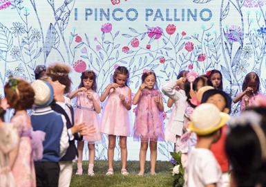 2018 S/S Kidswear in Florence -- I Pinco Pallino