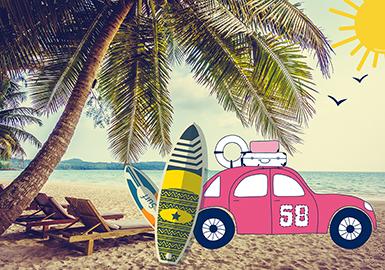 2019 S/S Pattern for Boys' Wear -- Summer Surfing