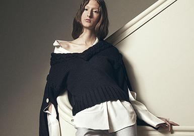 2019 S/S Women's Knitwear -- Silhouette