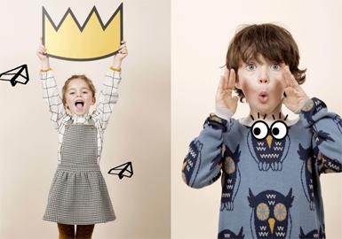 17/18 A/W Kidswear Benchmark Brand -- Blune Kids