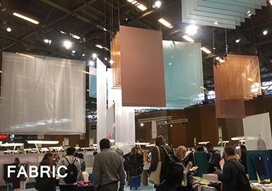 18/19 A/W Men's Fabric at Premiere Vision Paris -- Touch & Love