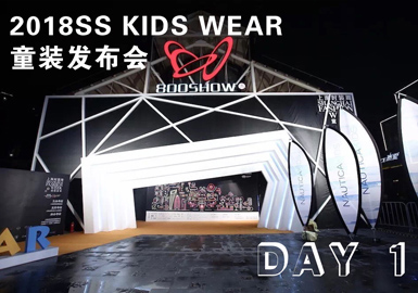 Shanghai Fashion Week Kidswear Runway Show -- Day 1