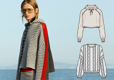 2019 S/S Women's Sweaters -- Must-haves