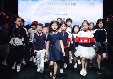 2018 S/S Kidswear in China -- Runway Show