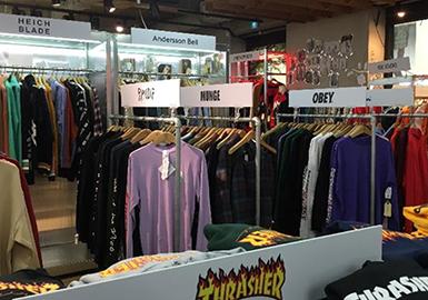 17/18 A/W Men's & Women's Knitwear in Korean Market -- Athleisure