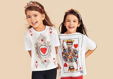 2018 S/S Kidswear Benchmark Brand -- Dolce & Gabbana