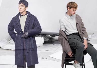 18/19 A/W Menswear -- Coats