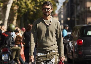 17/18 A/W Men's Knitwear -- Minimalist