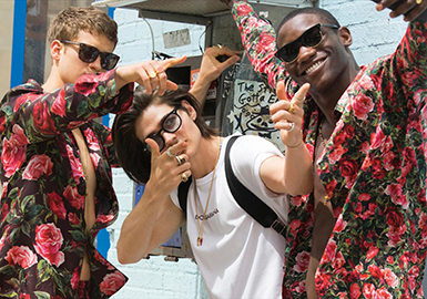 18/19 A/W Menswear Brand in Ordering Fair -- Dolce & Gabbana
