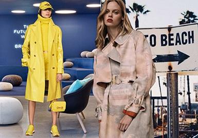 2018 Pre-fall Womenswear Analysis -- Style