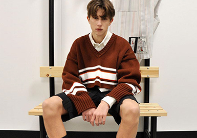 18/19 A/W Men's Knitwear Profile