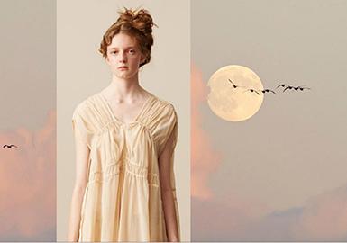 2018 S/S Women's Cotton & Linen Designer Brand -- Renli Su