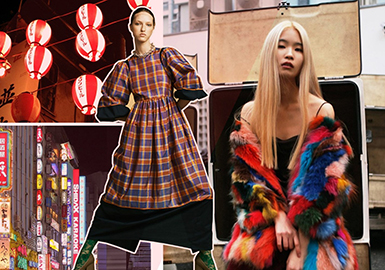 Resort 2018 Womenswear in Japanese Market