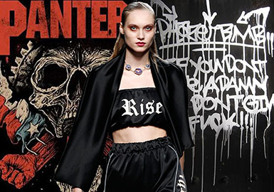 2019 S/S Pattern Trend Forecast for Womenswear -- Street Direction