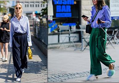 2018 S/S Shirt Fabric -- Stripes & Plaid