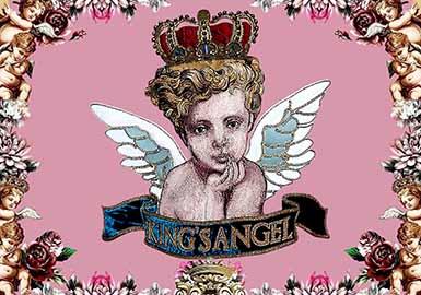 19/20 A/W Pattern for Menswear -- King's Angels