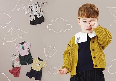 2018 S/S Kids' Benchmark Brand -- moimoln