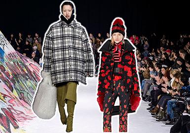2018 A/A Women's Jacket -- Fabrics