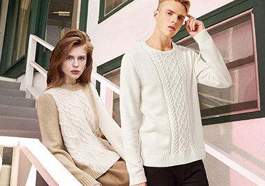 19/20 A/W Craft for Men's & Women's Knitwear -- Subtle Stitch