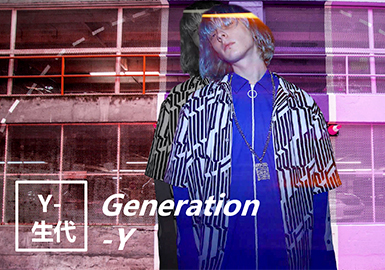 2019 S/S Design Development for Young Men -- Generation Y
