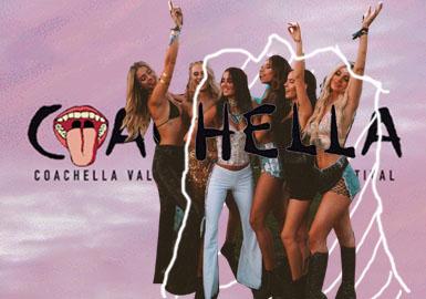 2018 S/S Women's Street Style -- Coachella