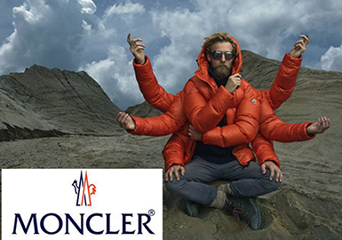 Moncler Impress us in This Long Winter!