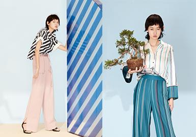 2018 S/S Womenswear Benchmark Brand