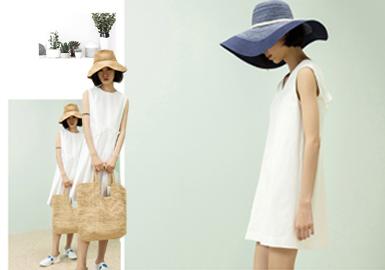 2018 S/S Women's Benchmark Brand -- Cotton & Linen