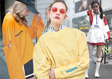 2018 S/S Women's Fleece -- Street Look