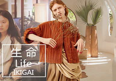 19/20 A/W Womenswear Trend -- Life