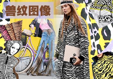 19/20 A/W Pattern for Womenswear -- Animal Skin