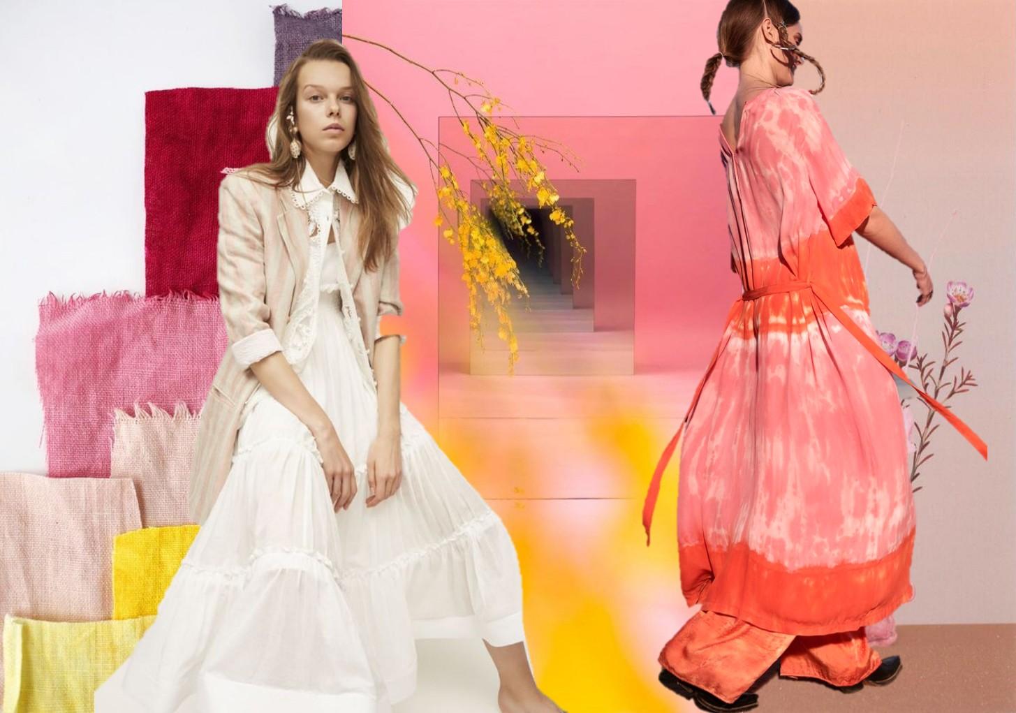 2020 S/S Cotton & Linen Fabric -- Colors