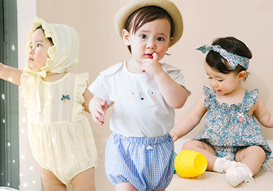 2018 S/S Korean Brand Analysis -- Kidswear