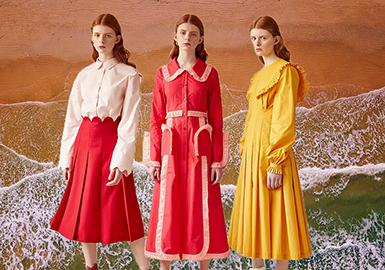 18/19 A/W Womenswear Designer Brand -- MOON J