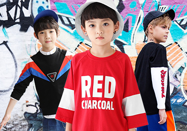 19/20 A/W Boys' Apparel -- Piecing