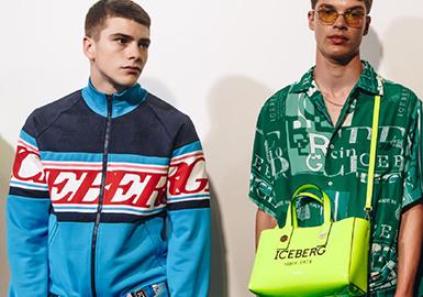 2019 S/S Menswear in Trunk Show -- Sport Jacket