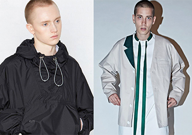 2019 S/S Details for Menswear -- Neck