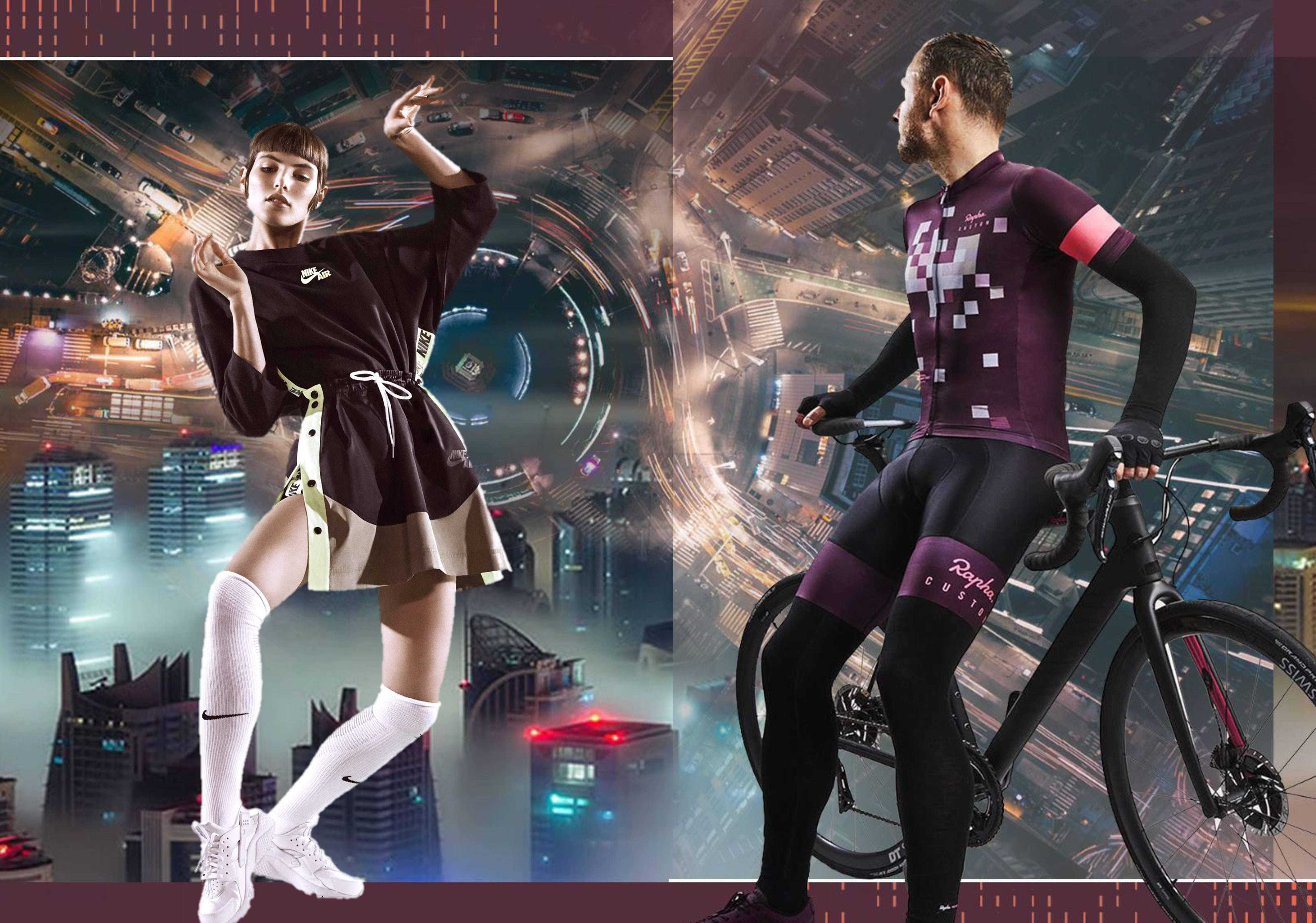 2020 S/S Materials for Men's & Women's Sportswear -- Coding Performance