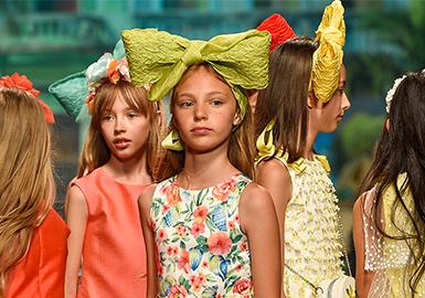 2019 S/S Kidswear at Pitti Bimbo -- Dress