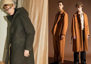 18/19 A/W Men's Hot Items -- Coat