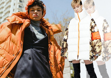 2019 S/S Truck Show Analysis -- Women's Padded Jacket & Down Jacket