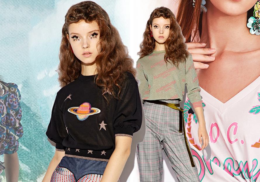 Pre-Fall 2018 Womenswear Benchmark Brand -- Girl Next Door