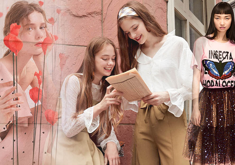 9 Key Styles for Young Women