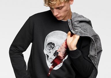 Skeleton Aesthetic -- 2020 S/S Menswear Pattern & Craft